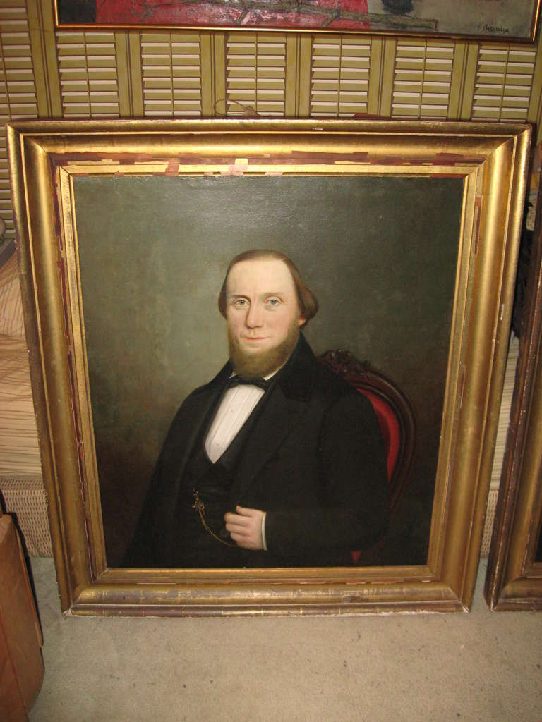 19th Century American Portraits For Sale 1