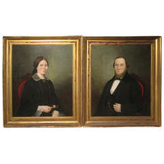 19th Century American Portraits