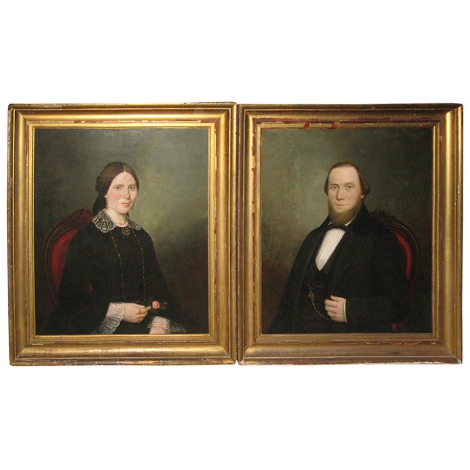 19th Century American Portraits