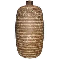 "Claude Conover ""Okot"" Pottery Vassel"