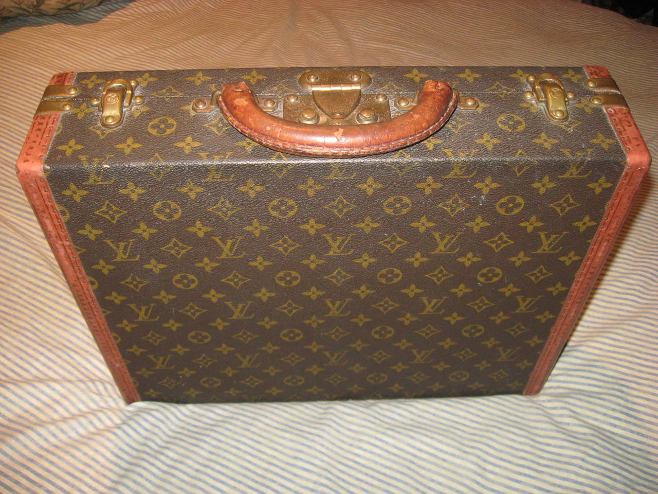 244b13d455fc Louis Vuitton Vintage Briefcase at 1stdibs
