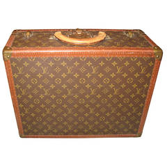 Louis Vuitton Little Vintage Suitcase