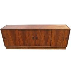 Midcentury Danish Rosewood Sideboard/Credenza