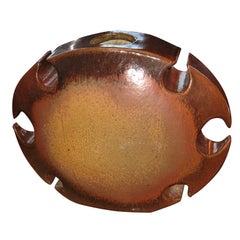 Mid-Century Monumental Pottery Vase