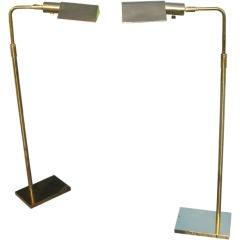 Koch Amp Lowy Floor Lamps At 1stdibs