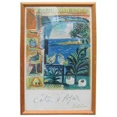 Picasso Original Poster