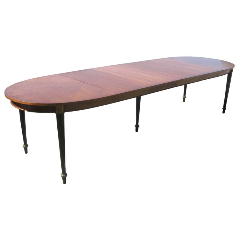 11 Midcentury Extention Dining Table By John Stuart At