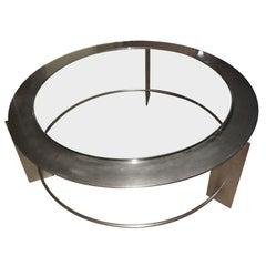 "Brueton ""Satellite"" Modernistic Coffee Table"