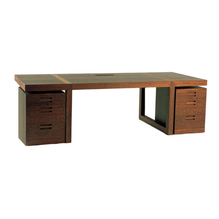 Vogel desk by etel carmona for sale at 1stdibs for K y furniture lebanon pa