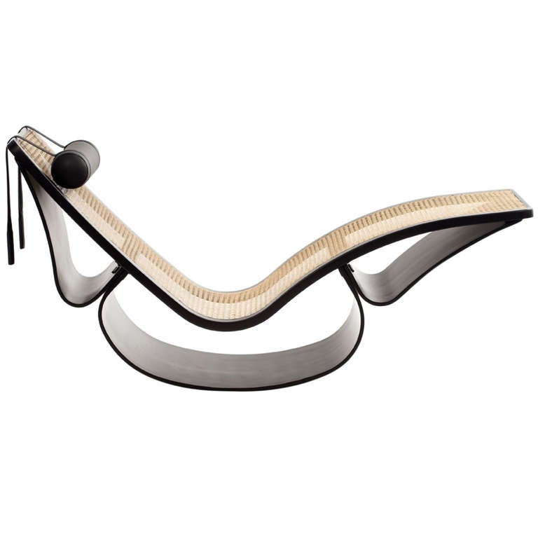 Rio chaise longue by oscar niemeyer at 1stdibs - Chaises longues grosfillex ...
