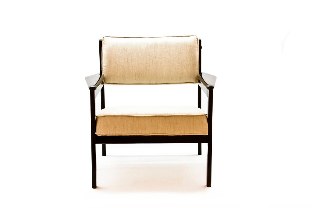 Drummond Armchair By Sergio Rodrigues At 1stdibs