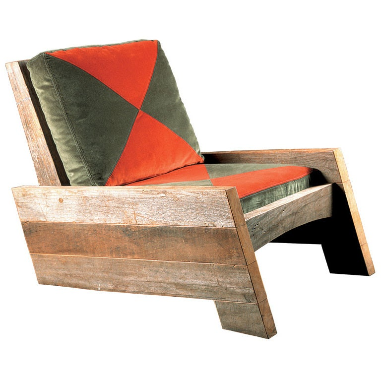 Asturias Armchair By Carlos Motta At 1stdibs