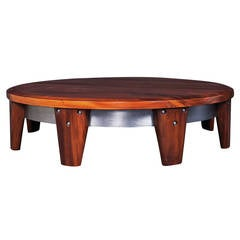 "Carlos Motta ""Caranguejeira"" Coffee Table"