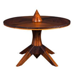 "Carlos Motta ""Ferrão"" Reclaimed Aroeira Wood Dining Table, AP Edition"