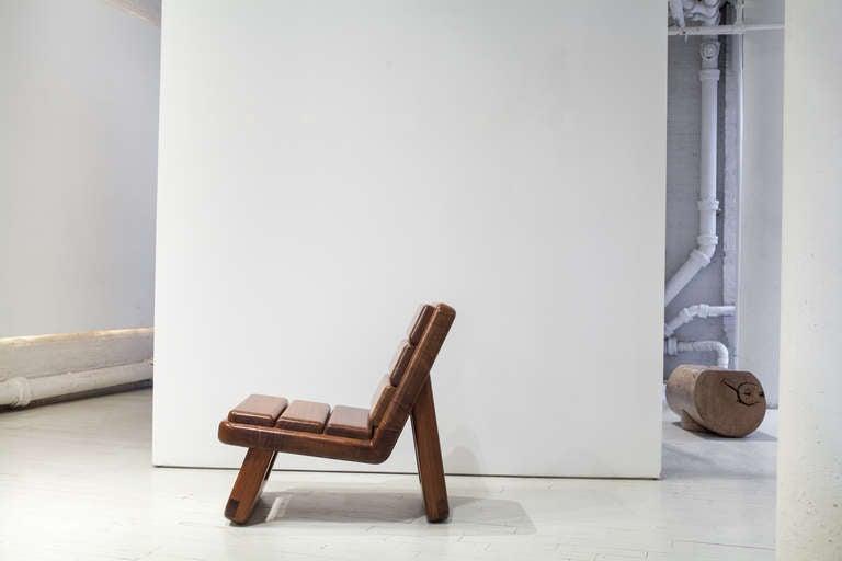Brazilian Anil Chair by Zanini De Zanine, Limited Edition For Sale
