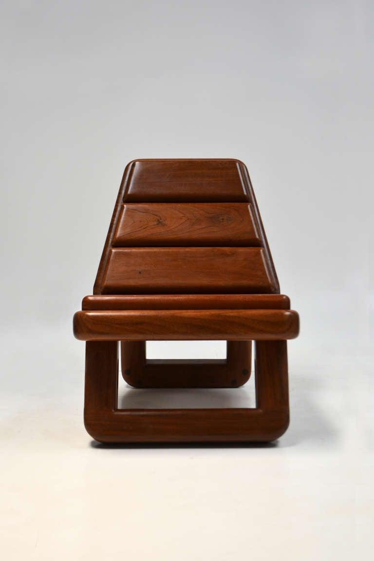 Contemporary Anil Chair by Zanini De Zanine, Limited Edition For Sale