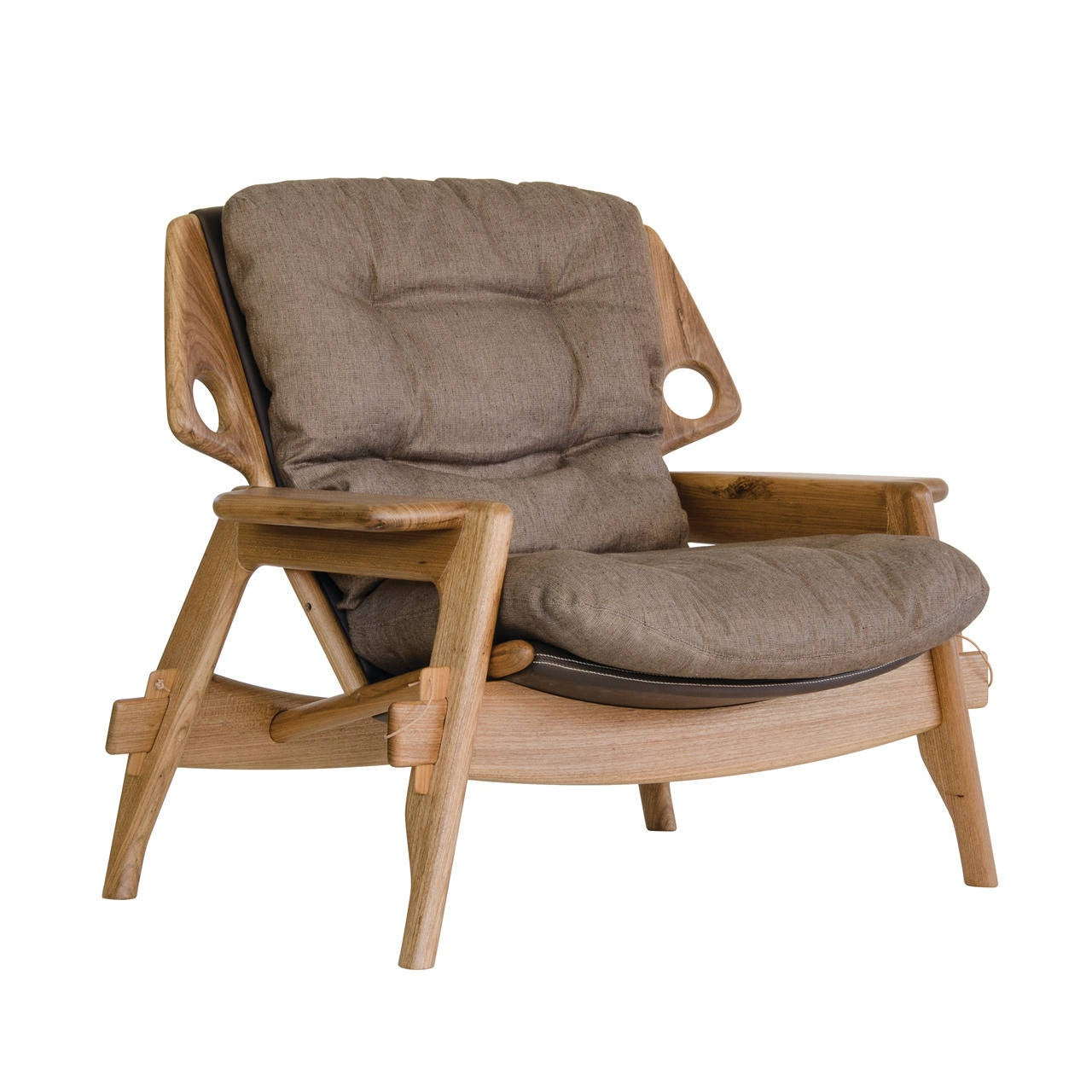 Benjamin Armchair By Sergio Rodrigues For Sale At 1stdibs