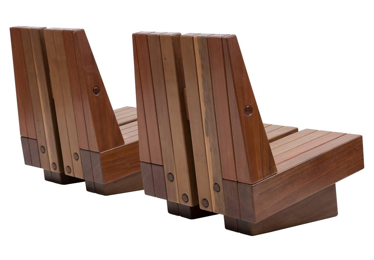 Vazada Chairs By Zanini De Zanine At 1stdibs