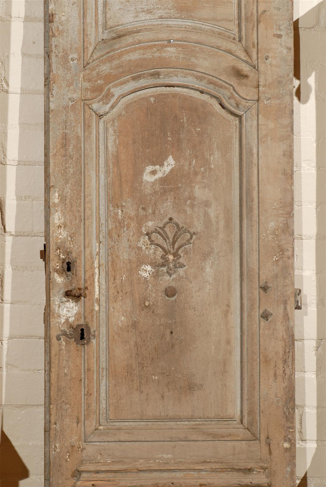 Pair of large 18th century french doors for sale at 1stdibs for French doors for sale