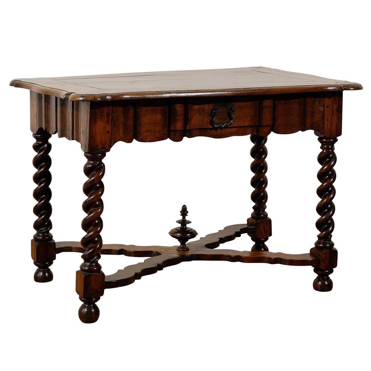 Spanish table at 1stdibs for Table in spanish