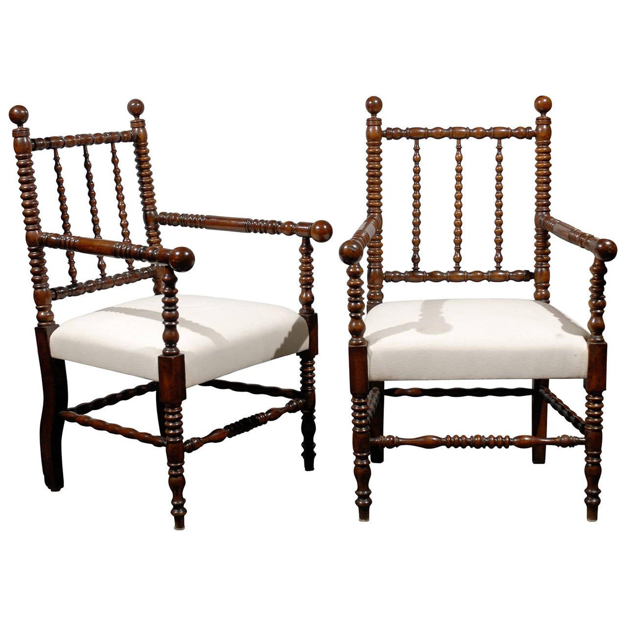 Bobbin Chairs at 1stdibs