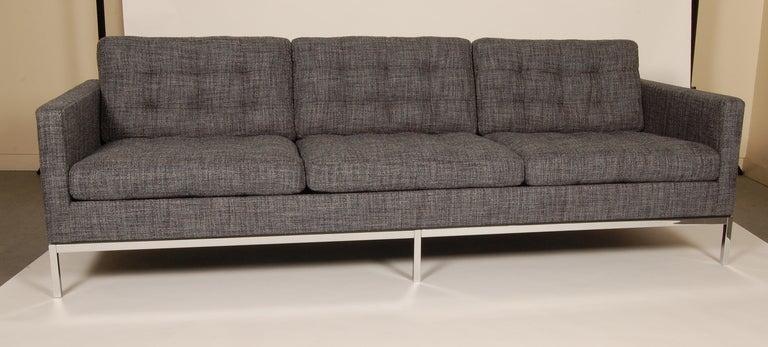 florence knoll sofa at 1stdibs. Black Bedroom Furniture Sets. Home Design Ideas