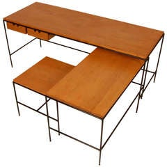 Paul McCobb Nesting Table Trio