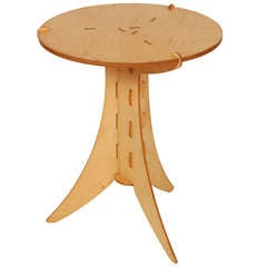Stephen Dawecki Puzzle Table