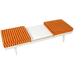 George Nelson Bench Steelframe Series