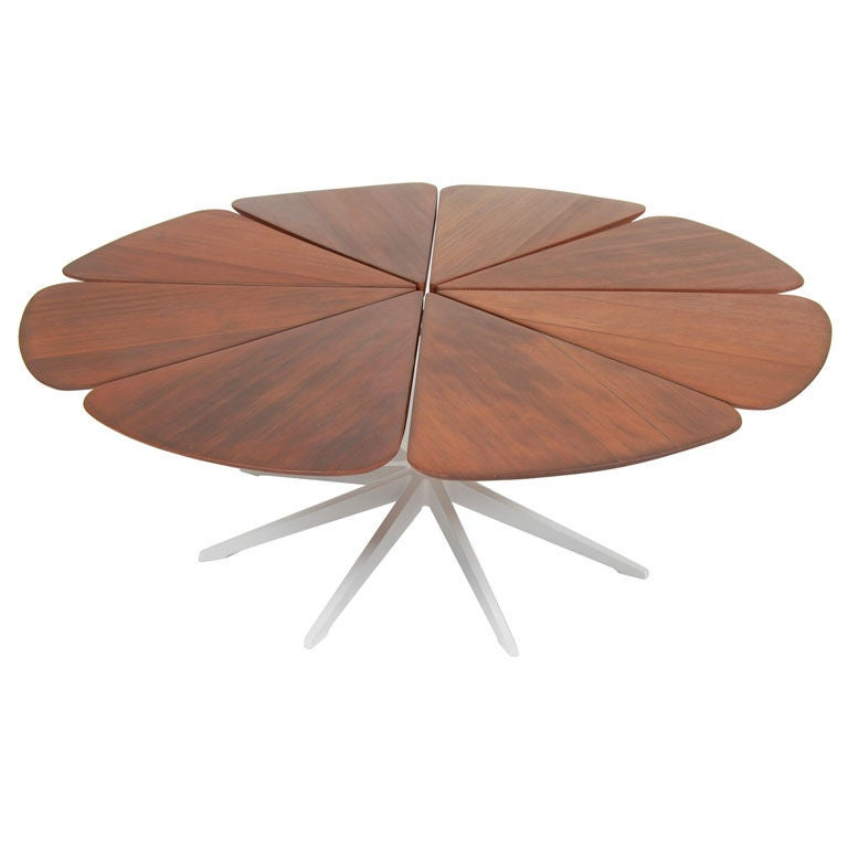 Beautiful Richard Schultz Knoll Petal Coffee Table 1 Awesome Design