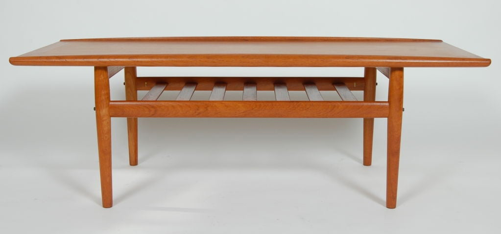 Grete Jalk Coffee Table at 1stdibs : 836913120539543 from www.1stdibs.com size 1023 x 479 jpeg 33kB