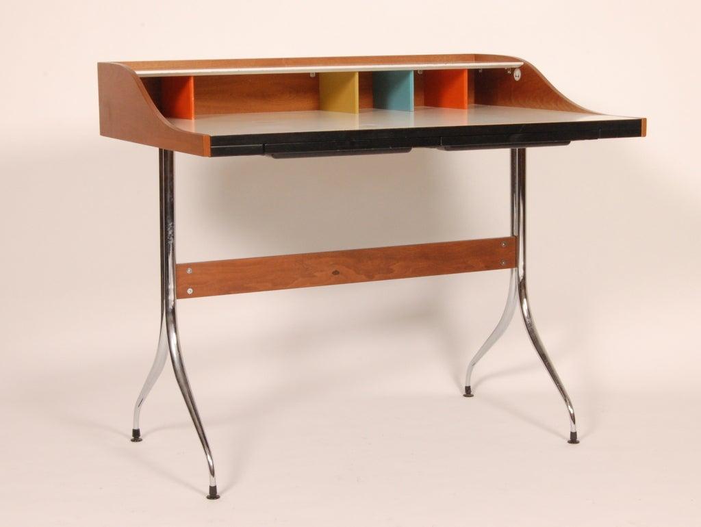 George Nelson Swag Leg Desk 2