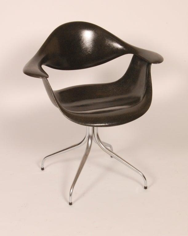 George Nelson Swag Leg Chair 2