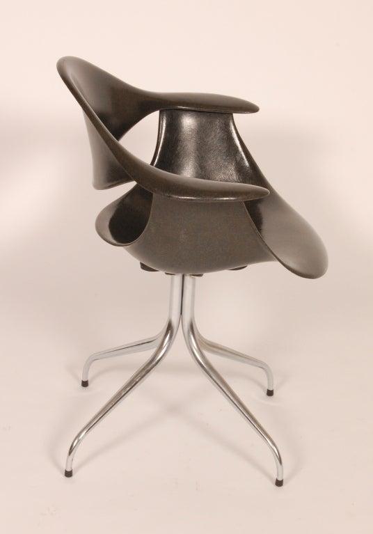 George Nelson Swag Leg Chair 3