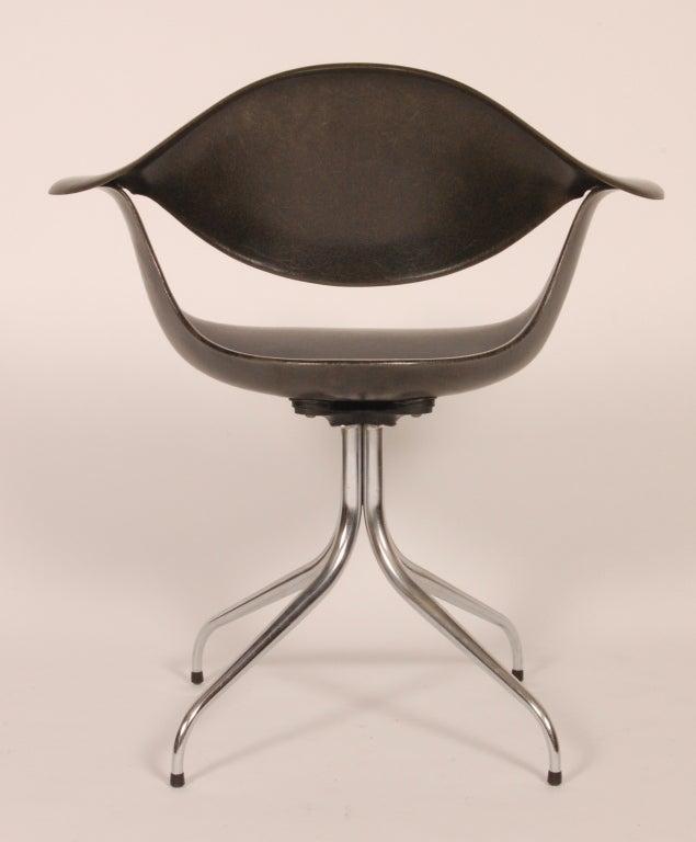 George Nelson Swag Leg Chair 4