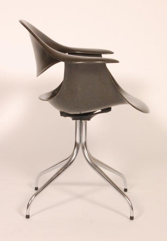 George Nelson Swag Leg Chair 5