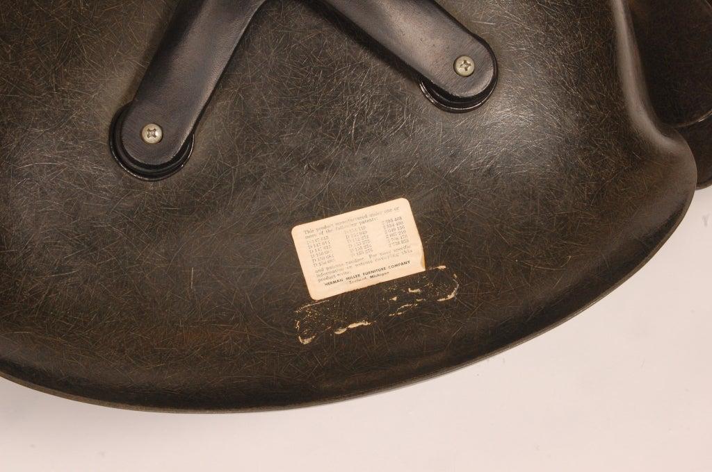 George Nelson Swag Leg Chair 7