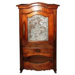 "18th Century Louis XV ""Garde Manger"" Cabinet"