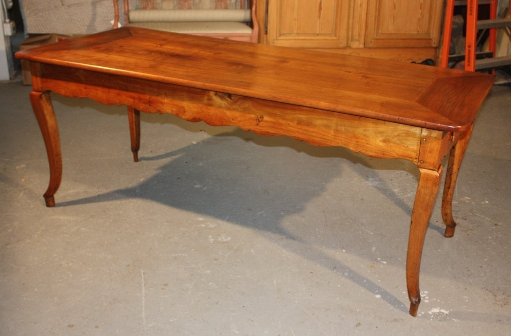 French Country Louis XV Farm Table For Sale At 1stdibs