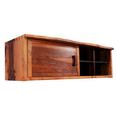 George Nakashima Hanging Shelf