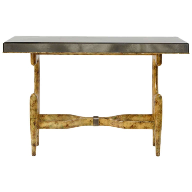 Unique Console Table By Paul Lszl At 1stdibs