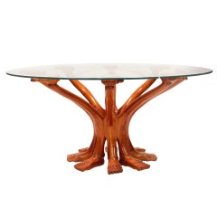 Hand Dining Table By Pedro Friedeberg