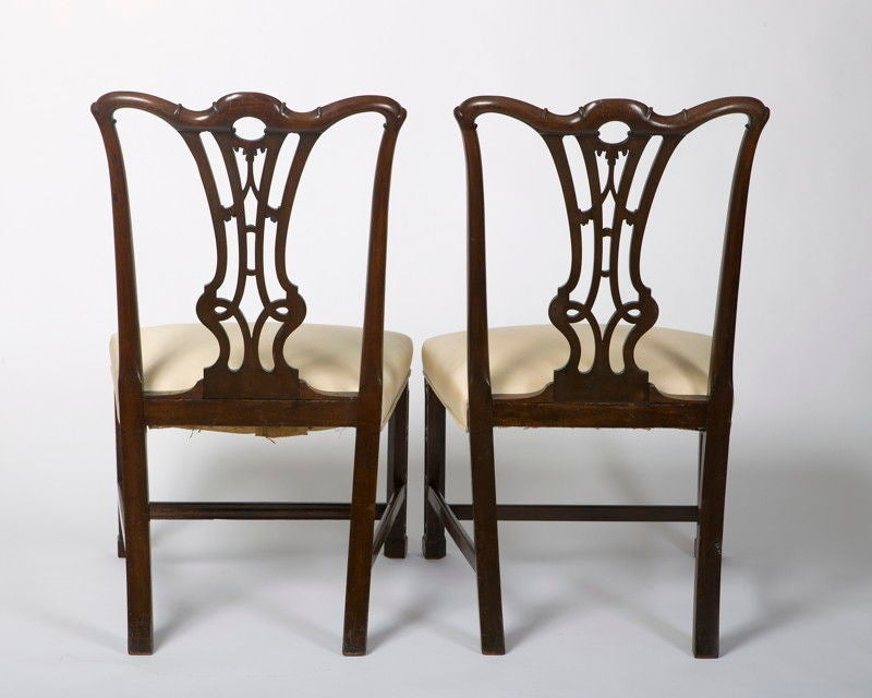 Chippendale Chairs For Sale Chippendale Chairs Image 3
