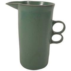 Bennnington Pottery Pitcher