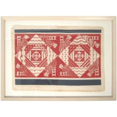 Patchwork, A Quilting Bee, Block Print by the Folly Cove Designers