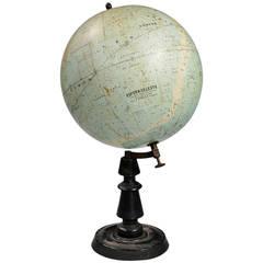 Celestial Globe in Spanish