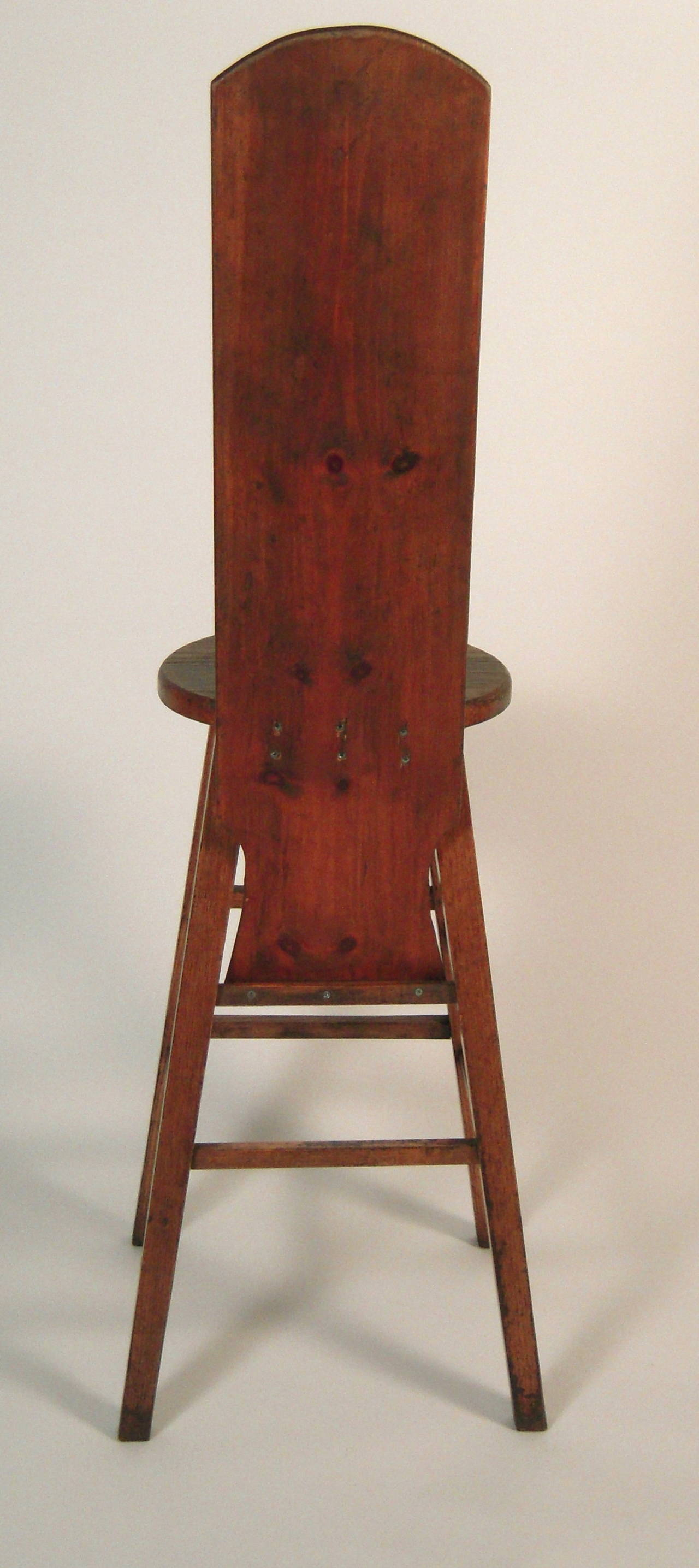 Child S Punishment Chair Suitable As A Stool For Adults