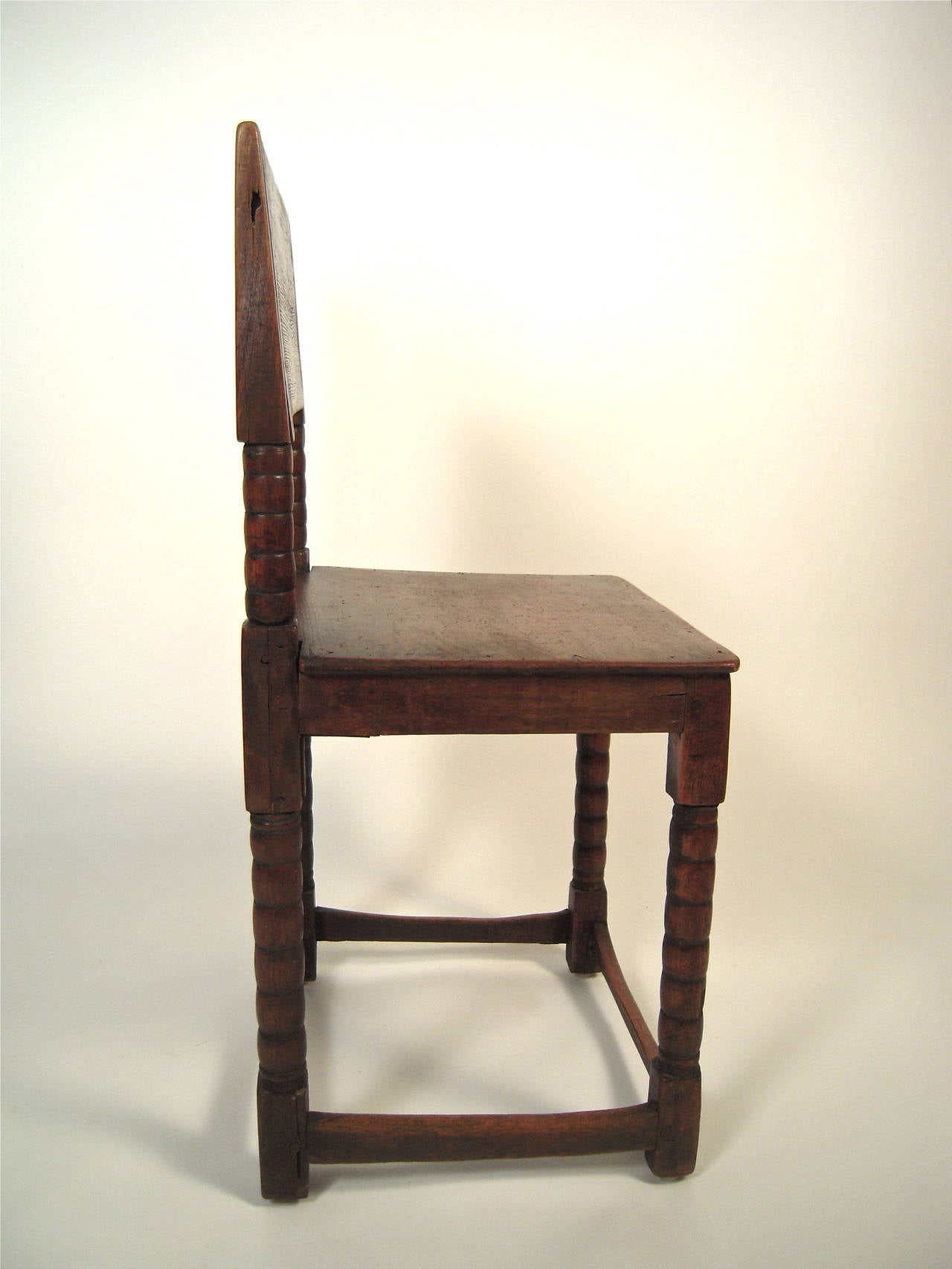 Chair table 17th century - 17th Century English Cromwellian Chair 2