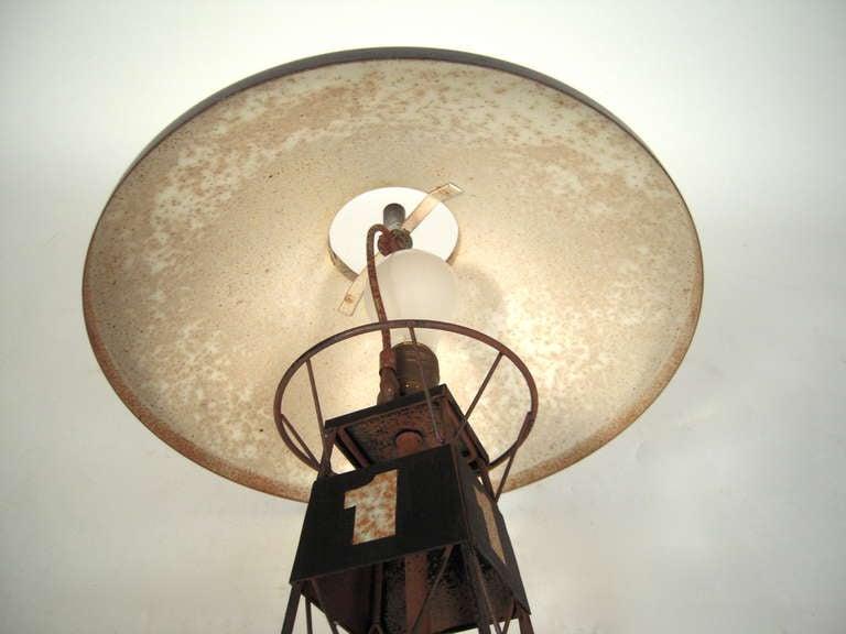 Johnnie Walker Buoy Lamp For Sale 4