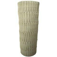 Japanese Art Pottery Vase